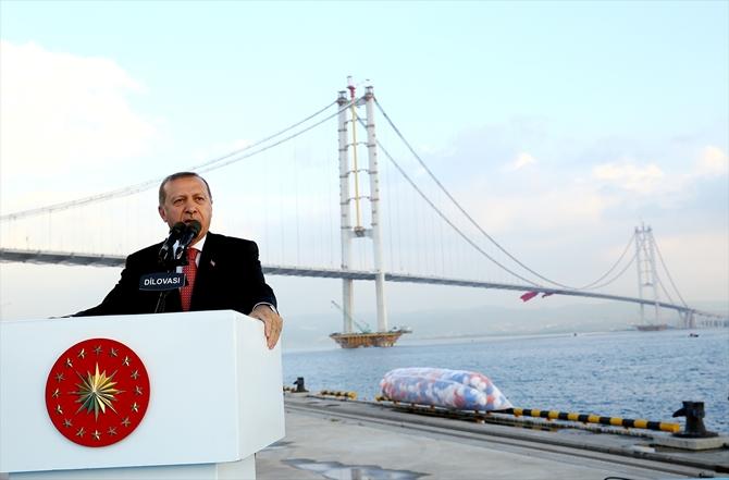 Osmangazi Köprüsü bayram müjdesiyle hizmete açıldı galerisi resim 13