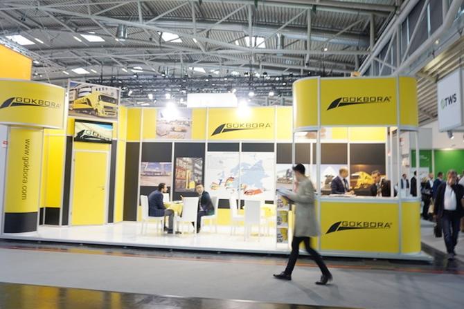 Münih Transport ve Lojistik Fuarı kapılarını açtı galerisi resim 3