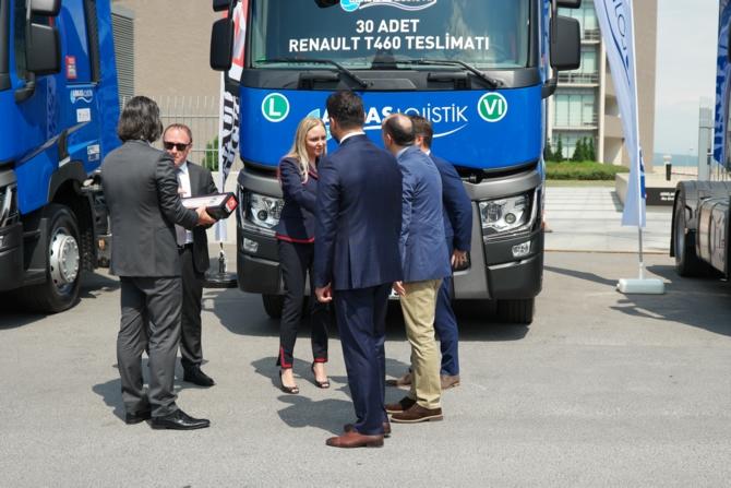Arkas Lojistik, Renault Trucks ile yatırım yapıyor galerisi resim 10