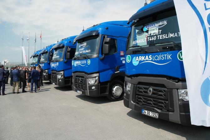 Arkas Lojistik, Renault Trucks ile yatırım yapıyor galerisi resim 11
