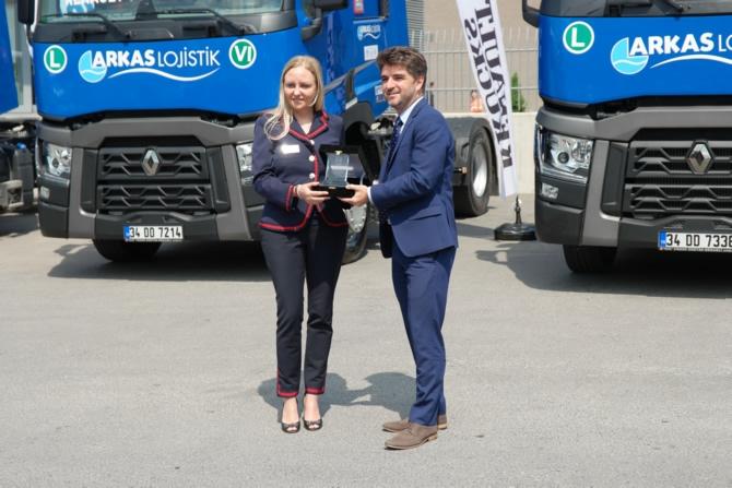 Arkas Lojistik, Renault Trucks ile yatırım yapıyor galerisi resim 8