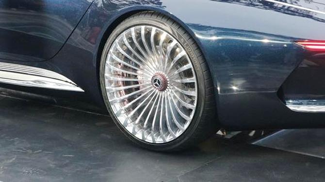 Mercedes-Maybach 6 Cabriolet tanıtıldı galerisi resim 14