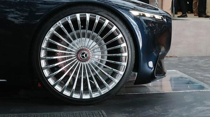 Mercedes-Maybach 6 Cabriolet tanıtıldı galerisi resim 15
