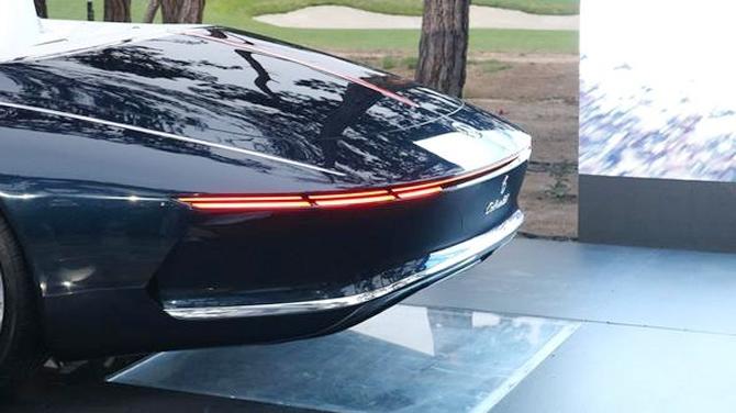 Mercedes-Maybach 6 Cabriolet tanıtıldı galerisi resim 17