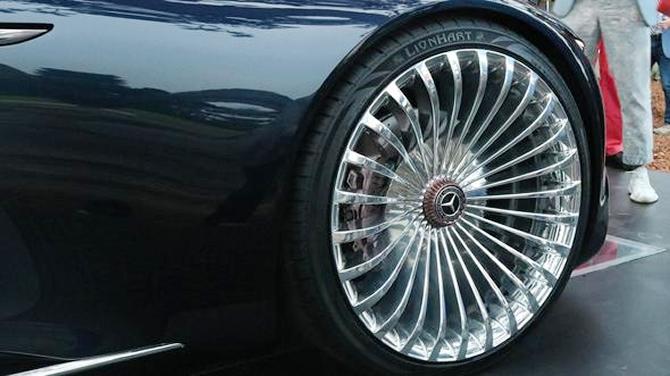Mercedes-Maybach 6 Cabriolet tanıtıldı galerisi resim 18
