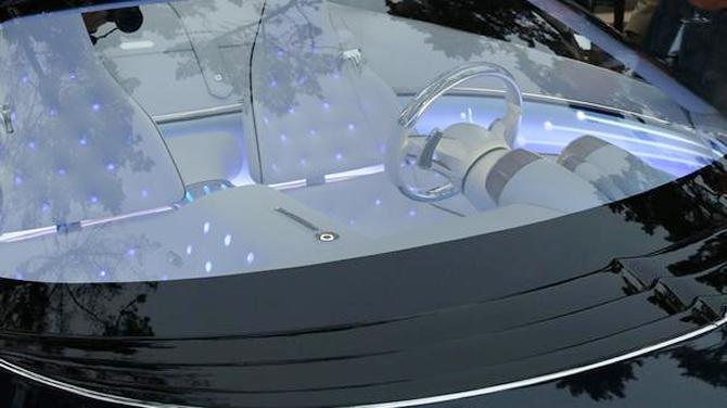 Mercedes-Maybach 6 Cabriolet tanıtıldı galerisi resim 26