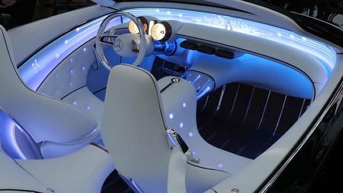 Mercedes-Maybach 6 Cabriolet tanıtıldı galerisi resim 5