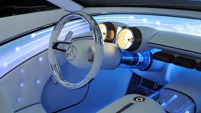 Mercedes-Maybach 6 Cabriolet tanıtıldı galerisi resim 8