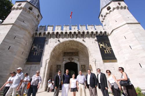Koji Sekimizu İstanbul'u gezdi galerisi resim 15
