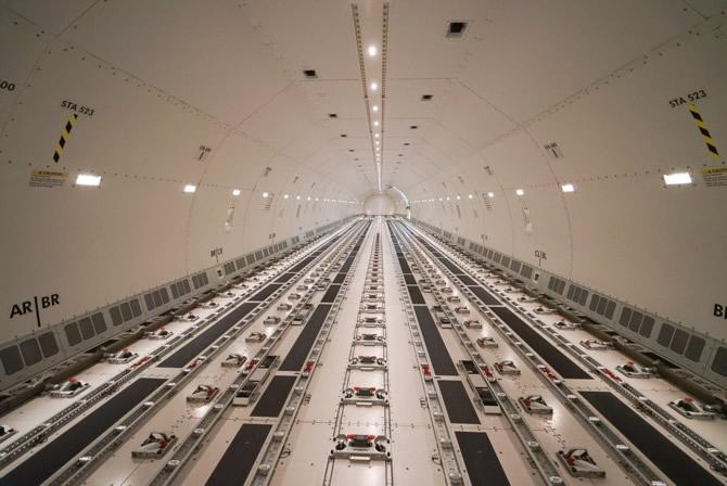 THY, ilk Boeing 777 kargo uçağını teslim aldı galerisi resim 1