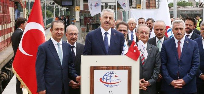 Ahmet Arslan, Gebze-Halkalı Banliyö Hattı'nda