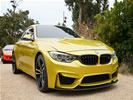 BMW'nin gözdesi M4 Coupe'nin tanıtıldı galerisi resim 1