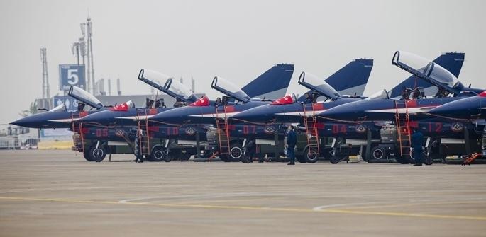 'Airshow China' görücüye çıktı galerisi resim 1
