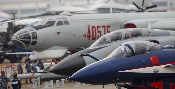 'Airshow China' görücüye çıktı galerisi resim 10