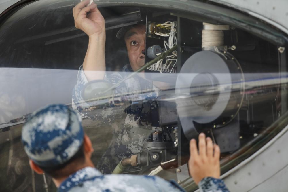 'Airshow China' görücüye çıktı galerisi resim 11