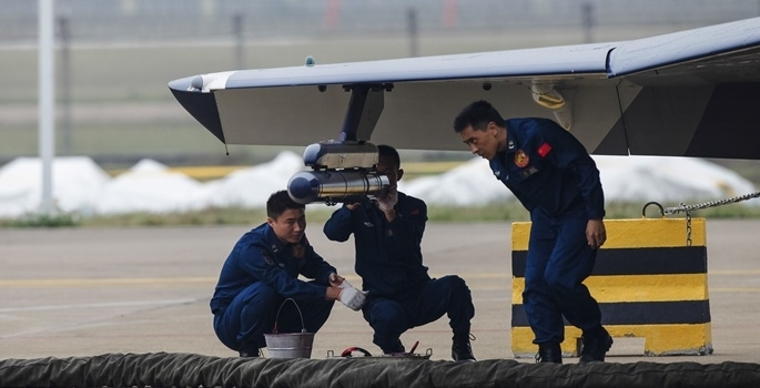 'Airshow China' görücüye çıktı galerisi resim 3