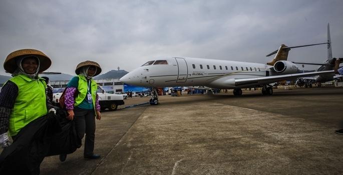 'Airshow China' görücüye çıktı galerisi resim 5