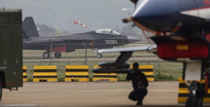 'Airshow China' görücüye çıktı galerisi resim 7