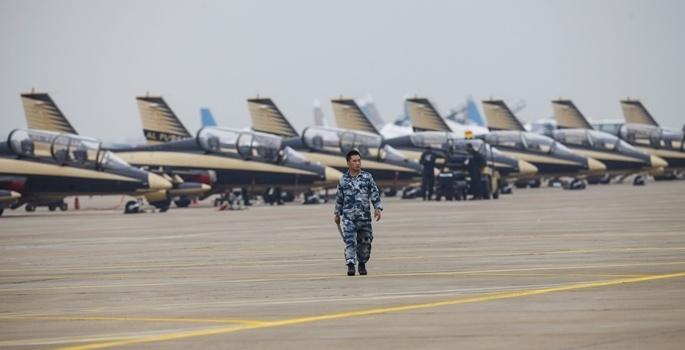 'Airshow China' görücüye çıktı galerisi resim 9