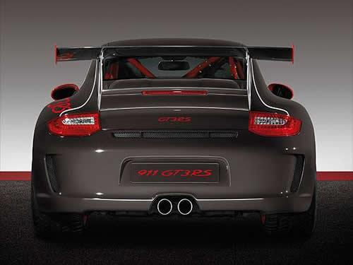 Ve karşınızda yeni Porsche 911 GT3 RS galerisi resim 4