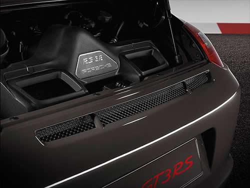 Ve karşınızda yeni Porsche 911 GT3 RS galerisi resim 8