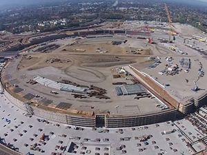 Apple'ın yeni merkezinin son hali