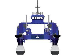 Dünyanın en absürd gemisi: M/V Susitna