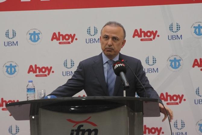 Exposhipping Europort İstanbul ziyaretçilere açıldı galerisi resim 11