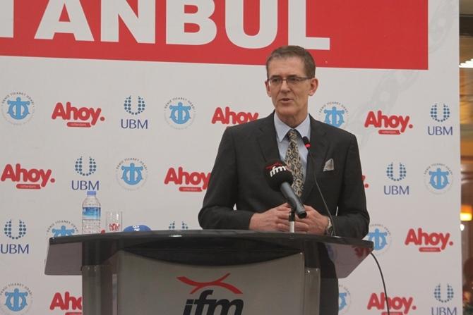Exposhipping Europort İstanbul ziyaretçilere açıldı galerisi resim 12