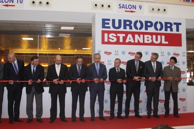 Exposhipping Europort İstanbul ziyaretçilere açıldı galerisi resim 18