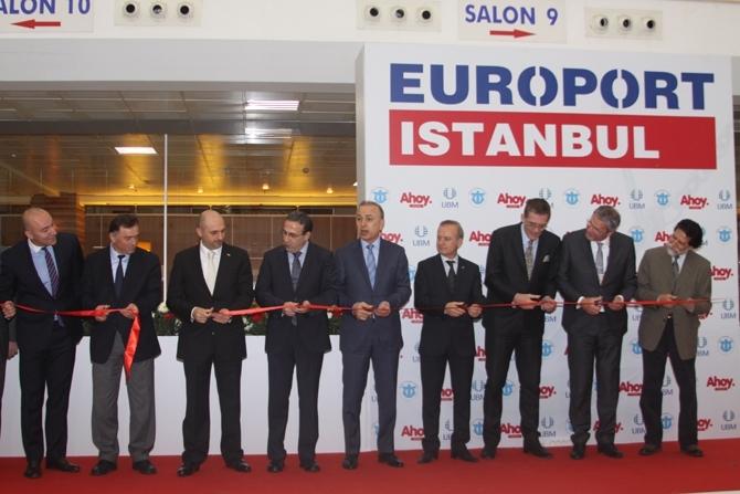 Exposhipping Europort İstanbul ziyaretçilere açıldı galerisi resim 19