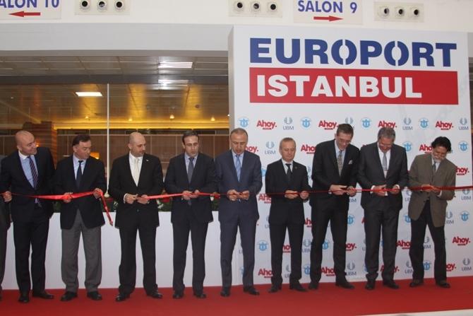 Exposhipping Europort İstanbul ziyaretçilere açıldı galerisi resim 20