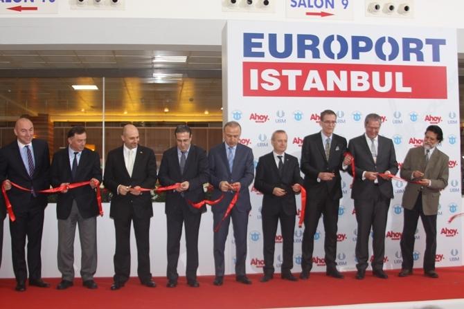 Exposhipping Europort İstanbul ziyaretçilere açıldı galerisi resim 21