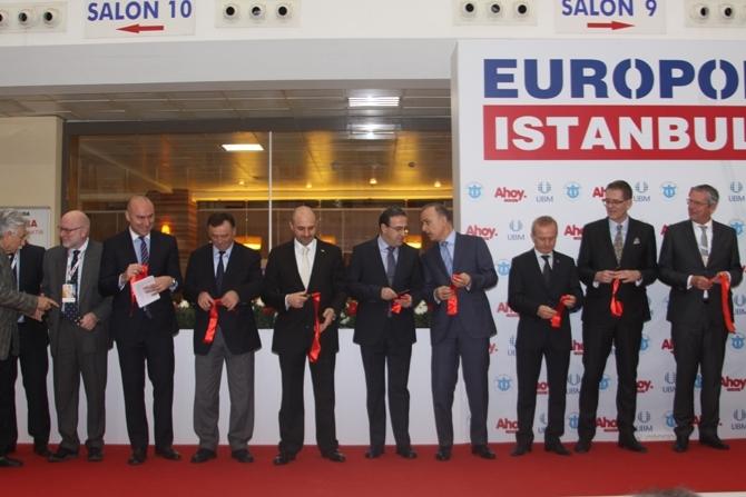 Exposhipping Europort İstanbul ziyaretçilere açıldı galerisi resim 22