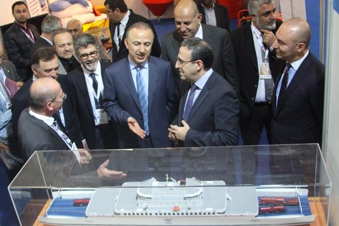 Exposhipping Europort İstanbul ziyaretçilere açıldı galerisi resim 26