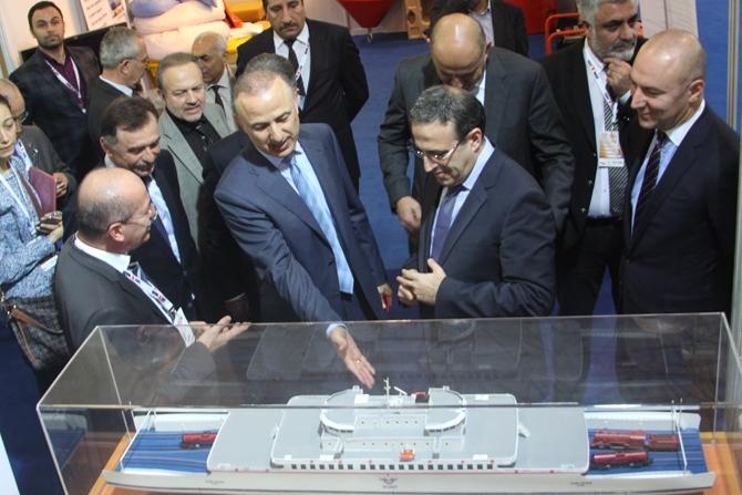 Exposhipping Europort İstanbul ziyaretçilere açıldı galerisi resim 27