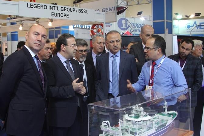 Exposhipping Europort İstanbul ziyaretçilere açıldı galerisi resim 28