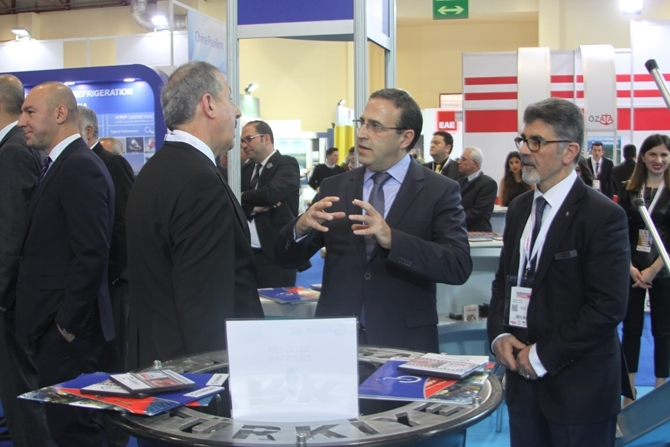 Exposhipping Europort İstanbul ziyaretçilere açıldı galerisi resim 29