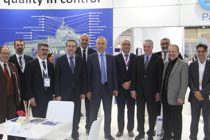 Exposhipping Europort İstanbul ziyaretçilere açıldı galerisi resim 31