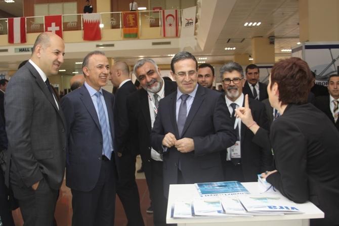 Exposhipping Europort İstanbul ziyaretçilere açıldı galerisi resim 33