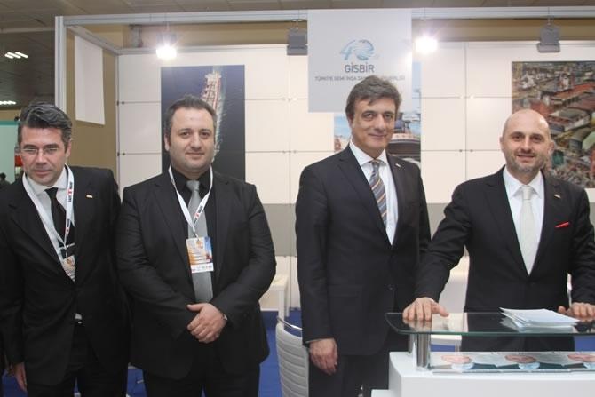 Exposhipping Europort İstanbul ziyaretçilere açıldı galerisi resim 36