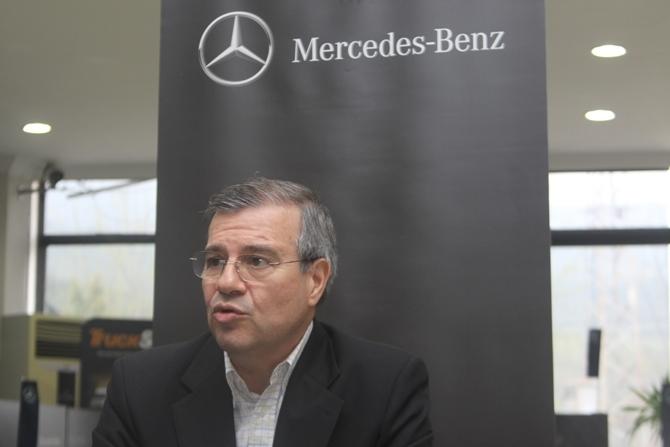 """Mercedes'in """"Dinlenme Köşesi"""" 300 bin şoförü konuk etti galerisi resim 2"""