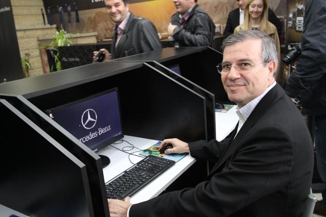 """Mercedes'in """"Dinlenme Köşesi"""" 300 bin şoförü konuk etti galerisi resim 7"""