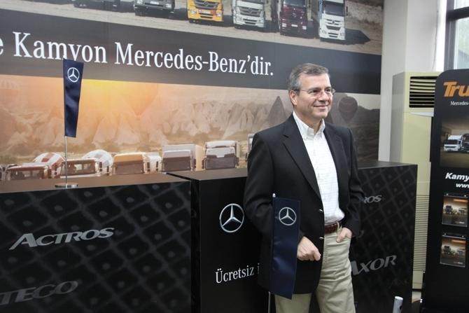 """Mercedes'in """"Dinlenme Köşesi"""" 300 bin şoförü konuk etti galerisi resim 8"""