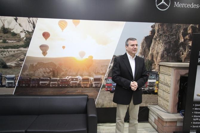 """Mercedes'in """"Dinlenme Köşesi"""" 300 bin şoförü konuk etti galerisi resim 9"""