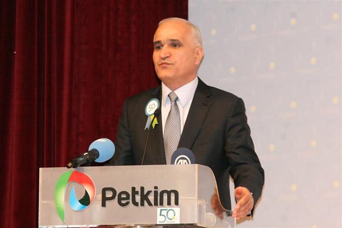 Enerji devi Petkim 50. kuruluş yıldönümünü kutladı galerisi resim 1