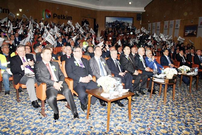 Enerji devi Petkim 50. kuruluş yıldönümünü kutladı galerisi resim 12