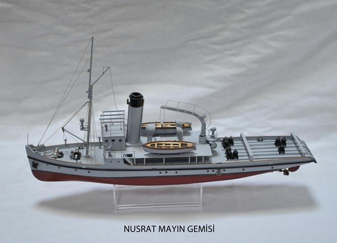 Atatürk'ün kullandığı tekneler galerisi resim 1