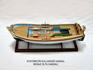 Atatürk'ün kullandığı tekneler