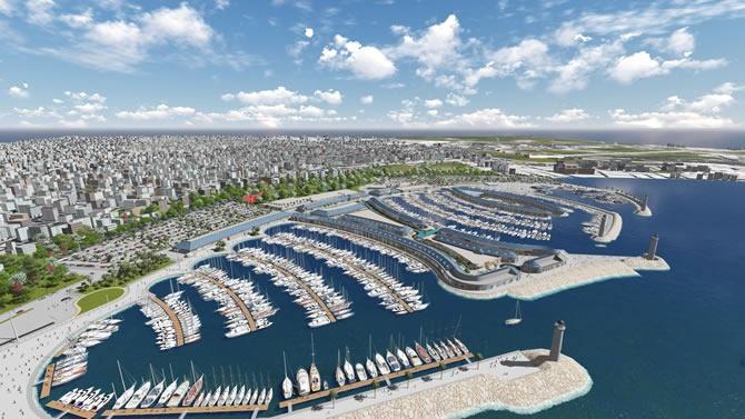 Viaport Marina, 29 Mayıs'ta açılıyor galerisi resim 1